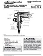 200A 5kV Loadbreak Elbow