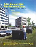 S&C Manual PMH Pad-Mounted Gear