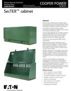 CA901001EN SecTER Cabinet