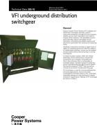 VFI Underground Distribution Switchgear_28510
